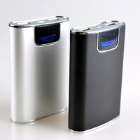 2014 Top Selling Power Bank, Ultra Slim Power Bank 10000mAh With Touch Screen