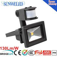 30 Watt IP65 PIR Sensor Motion LED Floodlight Security 30w 50w 70w 100w with CE SAA IES IP65