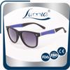 dark grey lenses splicing frames simple travelling sunglasses