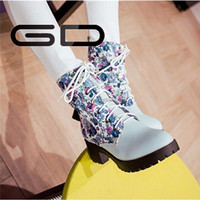 good quality low price hot selling colorful boots ladies