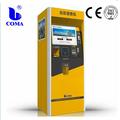 Aparcamiento multifuncional máquina expendedora de billetes mucho