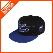custom blank inner printed fashion snapback cap / basketball cap
