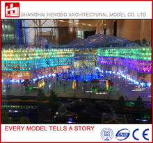 Hot Sell!!! Architectural Model/ Real Estate model /Commercial Building Plans model