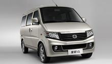 China Euro 4 RWD Gasoline Mini Passenger Van for sale