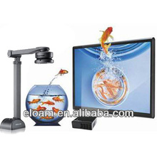 USB Portable document camera, digital visualizer projector