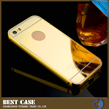 for new iphone 5s & iphone 5 mirror effect hard protective phone case cover