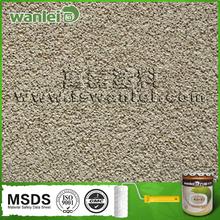 Cor natural e fácil construído textura argamassa de pintura de parede