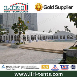 2014 most popular aluminum arabic tents with church windows for sale