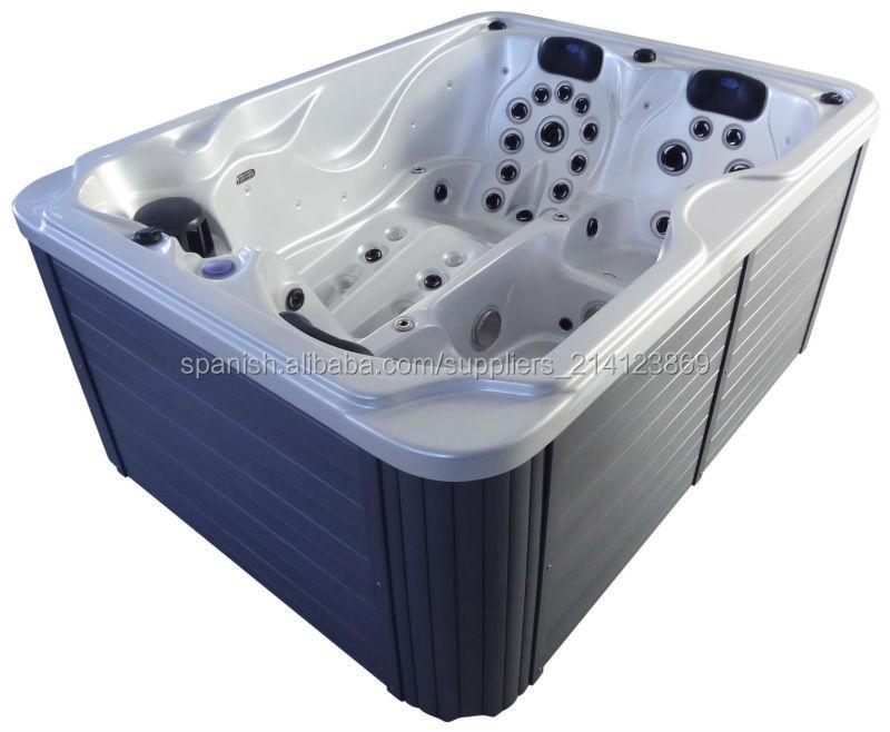 precios más bajos de lujo spa de masajes cubierta bañera de ...