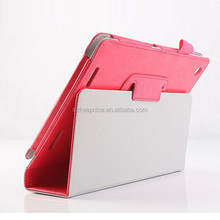 for acer 7.9'' tablet 2 fold leather case for 7.9 inch tablet pc