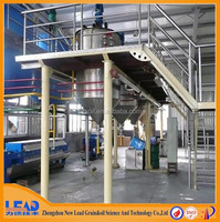 50-600 TPD vegetable oil refining plants for groundnut oil, soybean oil and so on