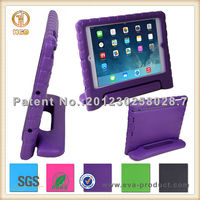 Shockproof Kiddie Case for ipad air with Convertible Stand , case cover for Apple iPad air