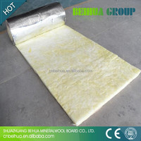 building material metal structure roofing thermal glass wool