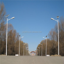 LED Light Source and IP65 IP Rating integrated solar street light LED