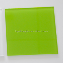 Tempered glass writing board with AS/NZS 2208:1996 and EN12150 certificate