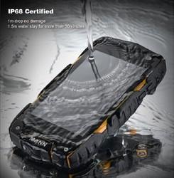Mann zug3 IP68 Waterproof dustproof shockproof 4.0inch smartphone cellphone