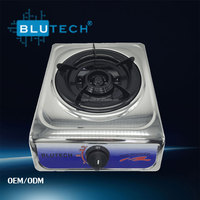 Hot Sale New Design Easy Cleaning Modern Kitchen Gas Cooker