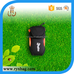 Colorful and portable sport golf waist bag
