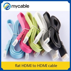 flat hdmi to hdmi cable rca female to hdmi cable