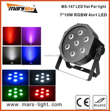 New design and promotion Amazing par can light price indoor 10w par 60 light