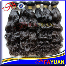 Charming girls steam processed human virgin 3.5 oz cheap virgin hair brazilain hair
