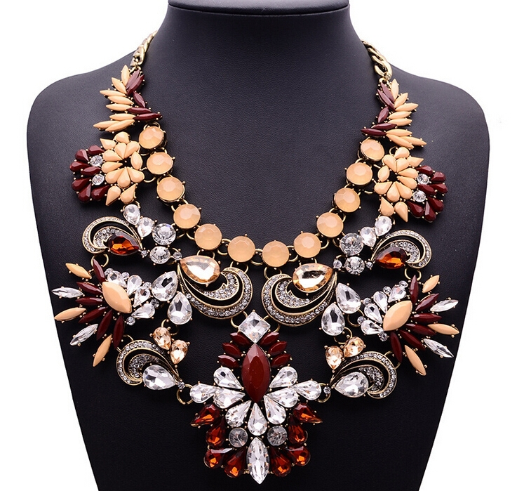 Style fashion jewelry unique pendant statement necklace buy jewelry