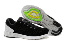 black and white 2015 cheap men sports running shoes made in china