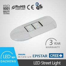 80lm/w High lumen IP67 Rainproof warm white large LED street light