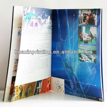high quality low price world travelling graphic guide magazine printing