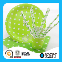 2015 Party Supplies Popular Japanese Paper Plates