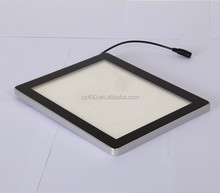Induction Energy saving aluminium beautiful picture led lighting box