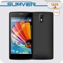 4.5inch MTK6572 dual core unlocked Android shenzhen Smart phone (Q26)