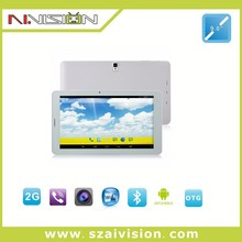 9 inch a23 dual-core tablet phone function android with wifi