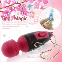 Excellent quality antique waterproof rotation vibrator AS003