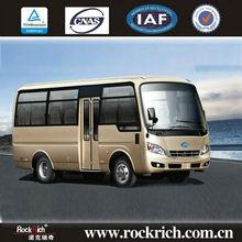Entrega rápida 6 metro 16 - 20 plazas nissan utilizado diesel bus