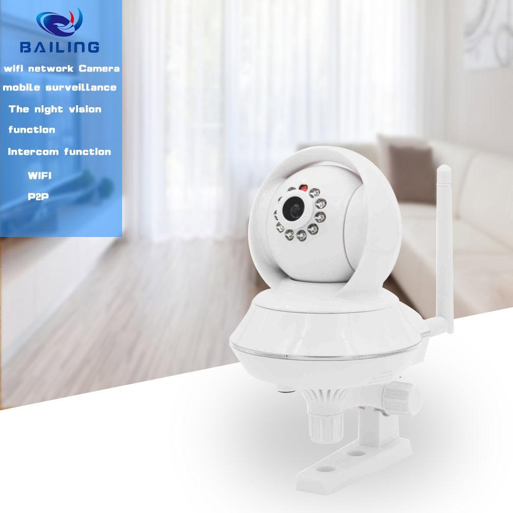 2016 новейший питанием беспроводных wi-fi ip-камера Поддержка нескольких платформ, терминалы, сетей