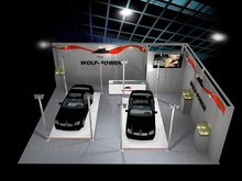 booth exhibition equipment/booth for trade show/shanghai booth manufacturer