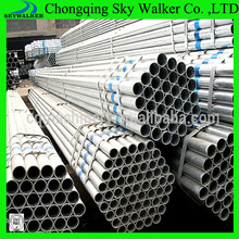 High Quality Large Diameter Welded Hot Dip Schedule 80 Galvanized Steel Pipe