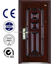 High quality decorative modern industry security door made in china