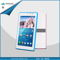 Aliexpress Cheap Price Android Brand Tablet 6.5inch 3g Tablet WCDMA Phone Call Bluetooth MTK6572 dual core Tablet PC +512MB+4G