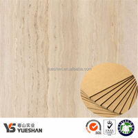 18mm E1 melamine faced MDF