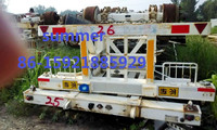 used two and three trailer axles for sale