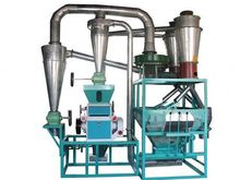 The latest technology price mini rice mill plant