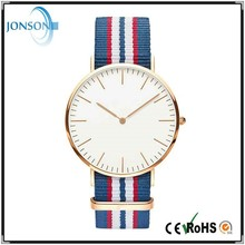 Ultra 6mm thin minimal japan movt man minimalist design your own wrist watch
