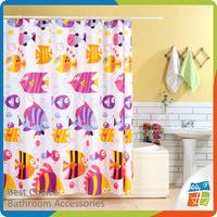 Hot selling home goods shower curtains