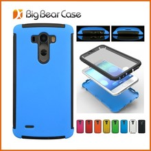New design with screen protector phone case for LG G Vista Vs880