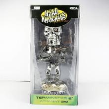 "NIB Neca Terminator 2 Judgment Day Head Knockers 7"" Figure Decoration toy Action Figure"