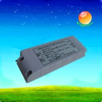0~100% dimming range 900mA led triac dimmable constant current 40w driver