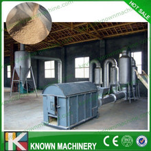 The high quality thicken 300 - 1500 kg/h air flow type / flash sawdust dryer