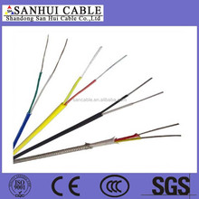heat resistance insulation wire fabric electrical cable
